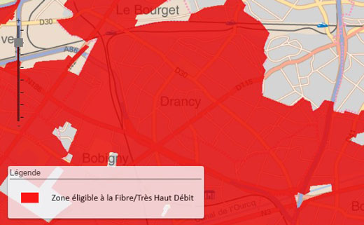 carte-fibre-optique-drancy-sfr